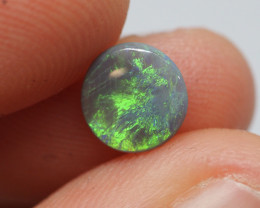 0.71CT Black Opal  Lightning Ridge  17-5930