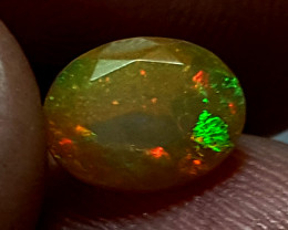 0.95CT WELO OPAL TOP MULTI FIRE COLLECTION PIECE IIGC16