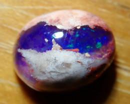 3.70ct Mexican Matrix Cantera Multicoloured Fire Opal