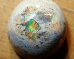 10.92ct Mexican Matrix Cantera Multicoloured Fire Opal