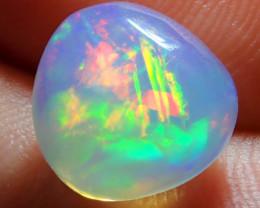 2.46ct. Blazing Welo Solid Opal