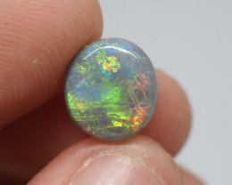 2.66CT Dark Opal Lightning Ridge 14-0701