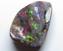 6.43ct Queensland Boulder Opal Stone