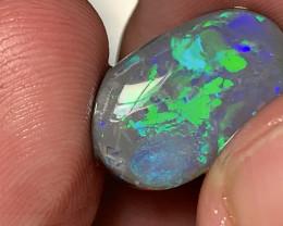 BLACK OPAL; 10 CTs of Lightning Ridge Black Opal, #801