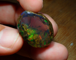 40cts Welo Opal  COLLECTORS STONE SPECIMEN