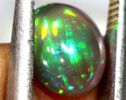 1.84 CTS  L.RIDGE DARK  OPAL  POLISHED STONE TBO-9430