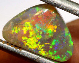 1.56 CTS  L.RIDGE CRYSTAL OPAL  POLISHED STONE TBO-9447