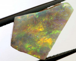 3.70 CTS- WHITE OPAL ROUGH COOBERPEDY DT-5648