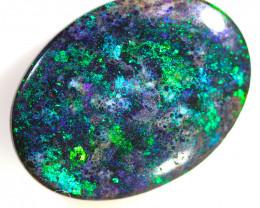 14.4 Cts Collectors Andamooka opal cut 80's   OPJ 2205