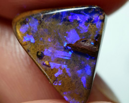 4.95 cts Boulder Pipe Crystal Opal C49