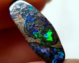 2.15 cts Boulder Opal Yowah Stone D2