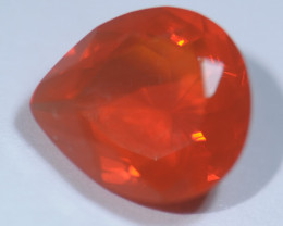 1.84ct. Facetted Fire Opal