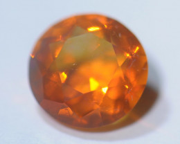 1.38ct. Facetted Fire Opal