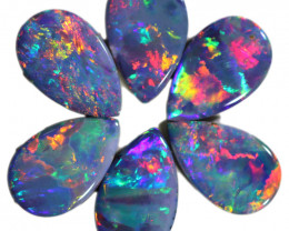 2.52 CTS OPAL DOUBLET PARCEL CALIBRATED  [SEDA2455]