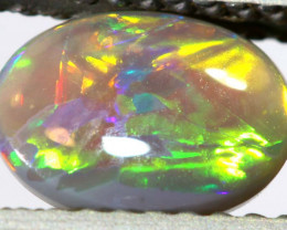 0.50 CTS L.RIDGE DARK BASE OPAL CUT  STONE TBO-16