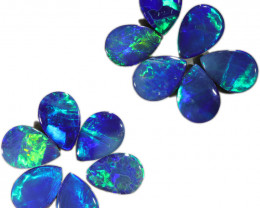 4.62 CTS OPAL DOUBLET PARCEL CALIBRATED  [SEDA2464]