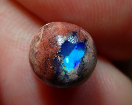 3.23ct Mexican Matrix Cantera Multicoloured Fire Opal