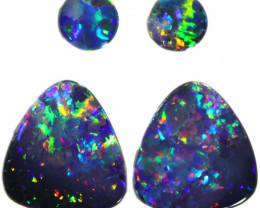 5.28 CTS GEM DOUBLETS PAIRS [SEDA2479]