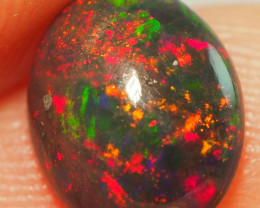 1.15CT ETHOPIAN TREATED OPAL STUNNING PATTERNS NN468