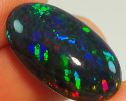 8.55CT ETHOPIAN TREATED OPAL STUNNING PATTERNS NN512