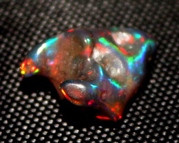 2.60 Crt Natural Ethiopian Welo Smoked Opal Carvin 16