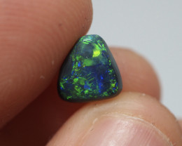 1.02CT Black Opal  Lightning Ridge