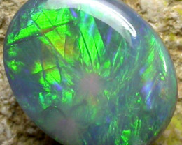 QUALITY  BLACK OPAL STONE  [SG43 ]  0.90CTS