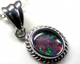 BEAUTIFUL TRIPLET OPAL PENDANT 1.25 CTS QO1675 REDUCED 30%