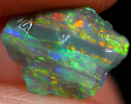 1.43cts Australian Lightning Ridge Opal Rough / VG333