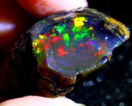 46ct Ethiopian Crystal Rough Specimen Rough / KC35