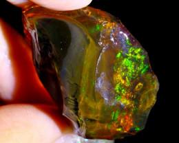 70ct Ethiopian Crystal Rough Specimen Rough / KC36