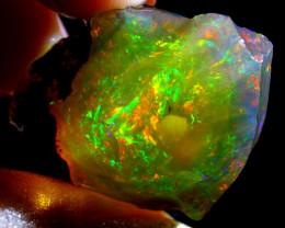 32ct Ethiopian Crystal Rough Specimen Rough / KC44
