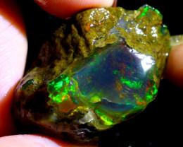 41ct Ethiopian Crystal Rough Specimen Rough / KC45