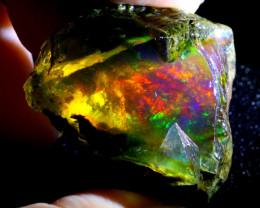 119ct Ethiopian Crystal Rough Specimen Rough / KC49