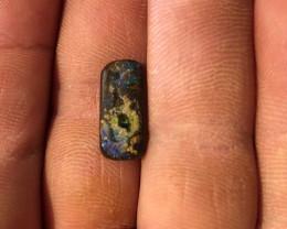 5.9 carat Boulder opal