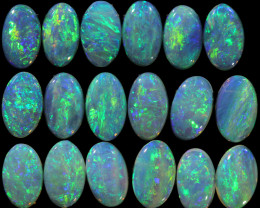2.18 CTS CALIBRATED CRYSTAL OPAL  PARCEL FROM COOBER PEDY[SEDA2517]