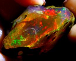 67ct Ethiopian Crystal Rough Specimen Rough / KC69
