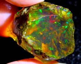 32ct Ethiopian Crystal Rough Specimen Rough / KC71