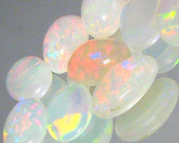 Solid Australian Opal Loose 5mm by 3mm Gemstones Wholesale Cabochon Jewelle