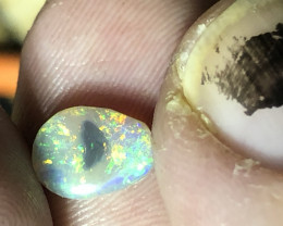 1ct Lightning Ridge opal