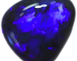 11.61 CTS BLACK OPAL STONE -LIGHTNING RIDGE- [LRO611]