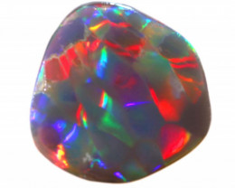 3 CTS RIBBON PATTERN L.RIDGE BLACK OPAL RUB   DT-8387