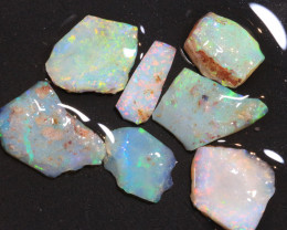25ct  -6#  -  Gem Rough from Coober Pedy [22490]