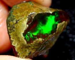 41ct Ethiopian Crystal Rough Specimen Rough / KC84