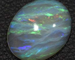 1.47cts Bright Solid Crystal Opal - Australia (R2959)
