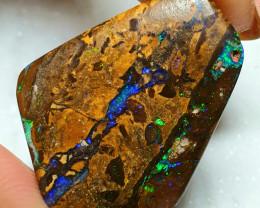 23.70 cts Boulder Opal Yowah Stone D5