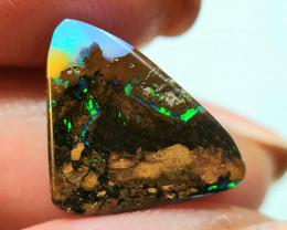 4.20 cts Boulder Opal Yowah Stone D9