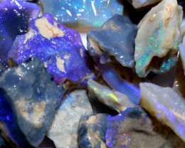 539.05-CTS   BLACK OPAL  ROUGH  PARCEL  L. RIDGE DT-8421