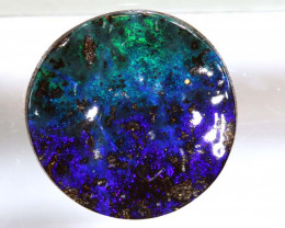 9.84 CTS QUALITY BOULDER OPAL STONE  INV-1367