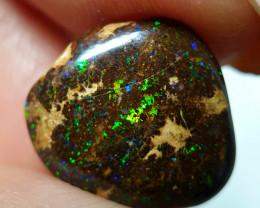 5 cts Boulder Opal Yowah Stone F6
